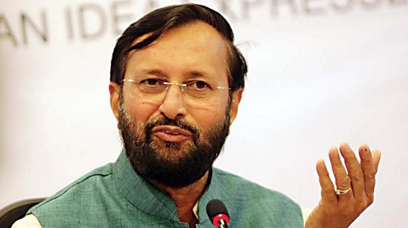There will be BJP flags in houses across India: Prakash Javadekar
