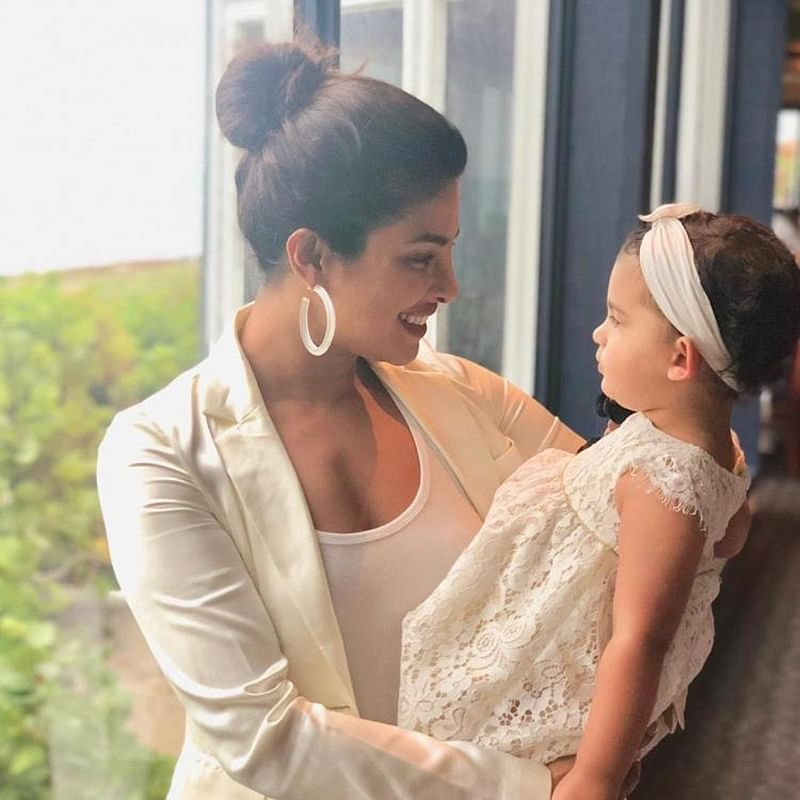 Priyanka Chopra is very fond of kids but is not planning to have any in near future