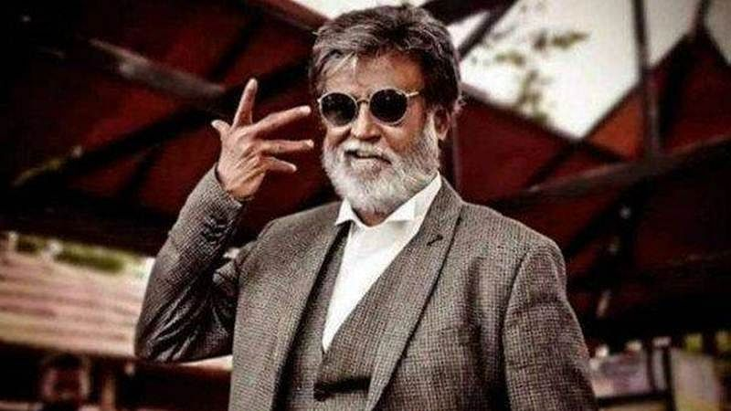 A still from the film Kabali