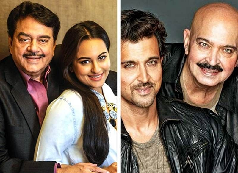 Father's Day Special: Star Fathers who are protective of their star kids