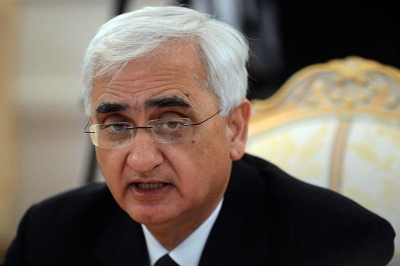 PM Narendra Modi cornered India's moral position in the world: Salman Khurshid
