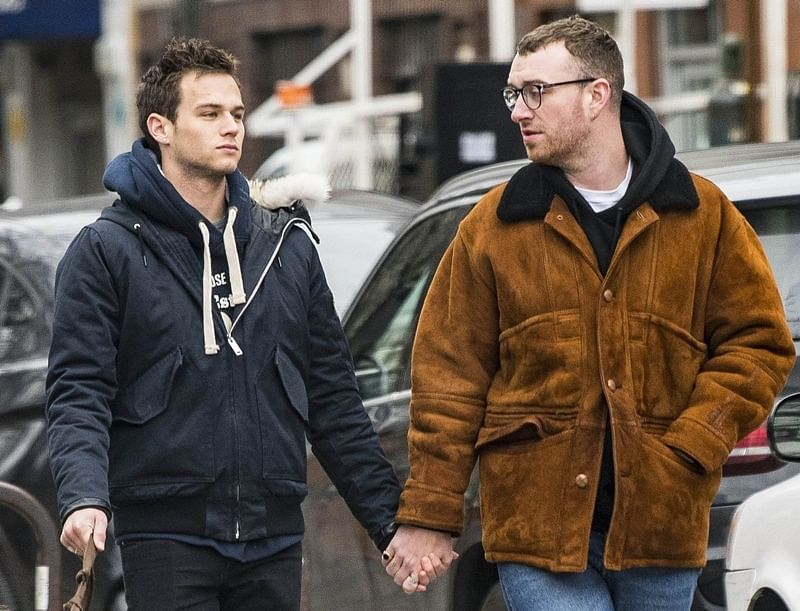 Sam Smith reportedly splits from '13 Reasons Why' actor Brandon Flynn after nine months