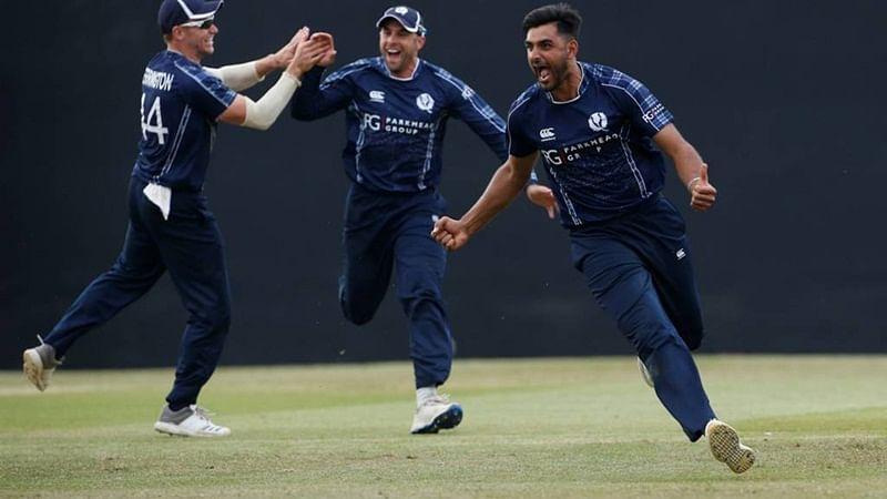 Scotland defeat top-ranked England, bag first ODI victory over Englishmen