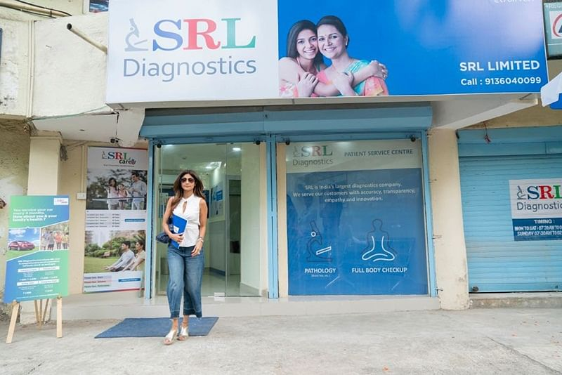 Shilpa Shetty denies she is pregnant, after visit to pathology lab sparks rumours