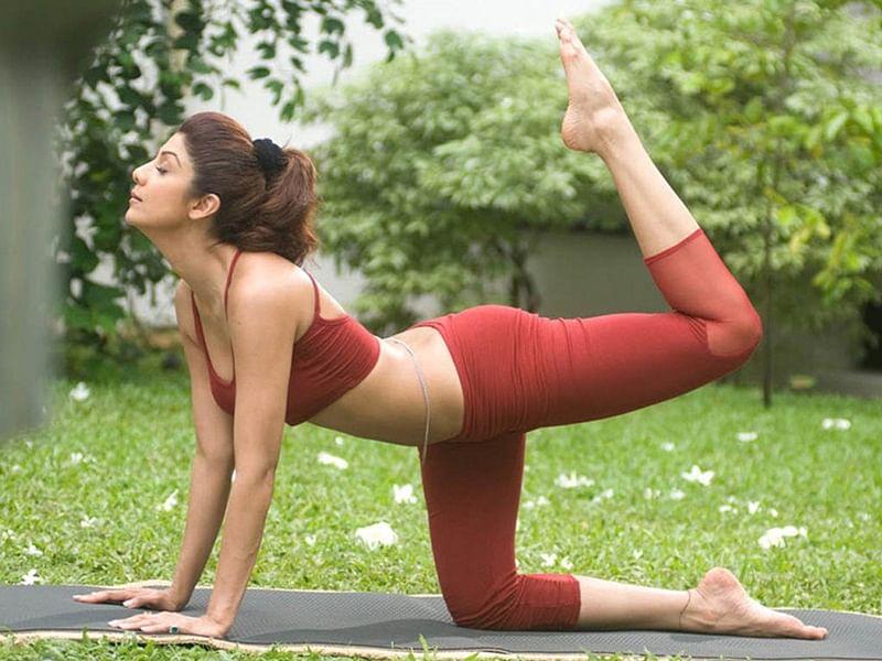 International Yoga Day 2018: These 10 Bollywood divas make yoga look sexy