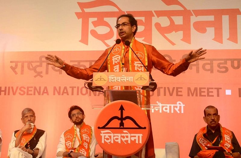 Farmers' suicides have doubled, not their income: Shiv Sena to BJP