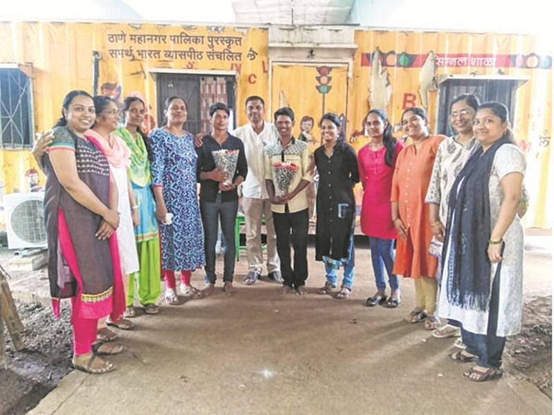 Thane's 'out-of-the-box' school students distinguish themselves