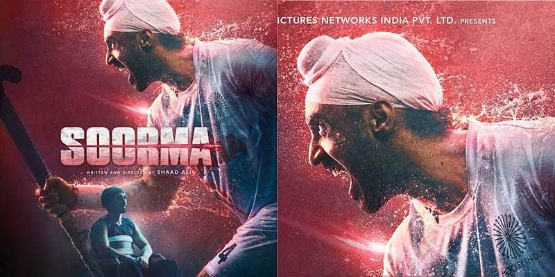 Soorma Anthem starring Diljit Dosanjh perfectly escapades the entire journey of Sandeep Singh