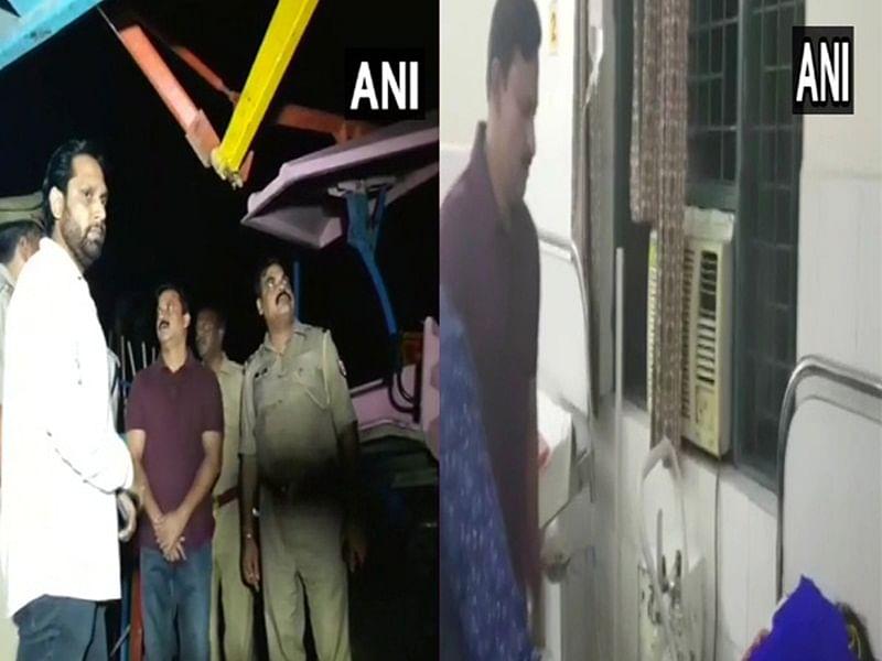 Uttar Pradesh: Two injured in stampede at Saharanpur festival