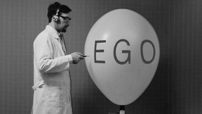 EGO AND SUPER EGO