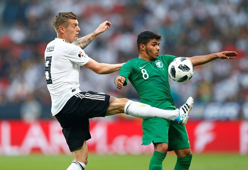 FIFA 2018: Germany beats Saudi Arabia 2-1 in warm-up Match