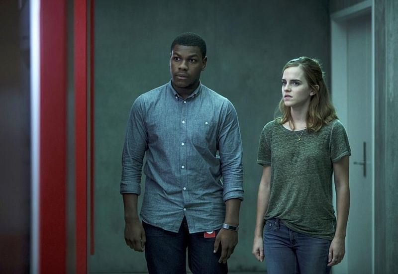 """Emma Watson is very intelligent and a cool person,"" says John Boyega"