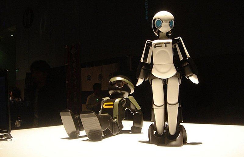 Scientists developed a robot that can express emotions