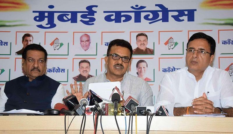 Congress alleges Rs 1,767 crore CIDCO land scam in Navi Mumbai, targets CM Devendra Fadnavis
