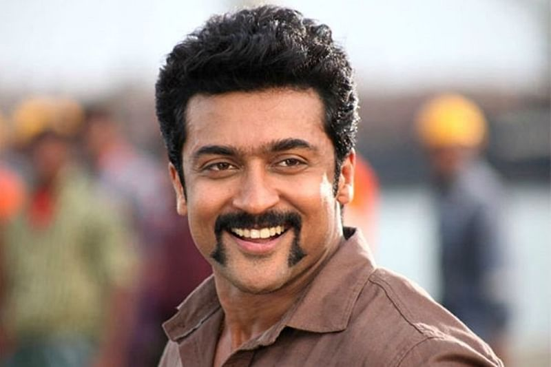 Tamil Superstar Suriya celebrates 43rd birthday