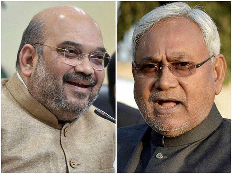 Alliance with Nitish Kumar won't break: BJP President Amit Shah