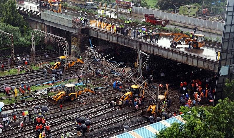 Andheri bridge collapse: Western Railway ignored its own report on Gokhale Bridge corrosion?