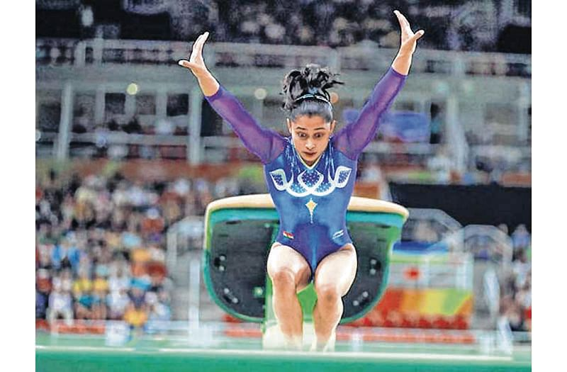 Dipa creates history, becomes first Indian to win gold in global event