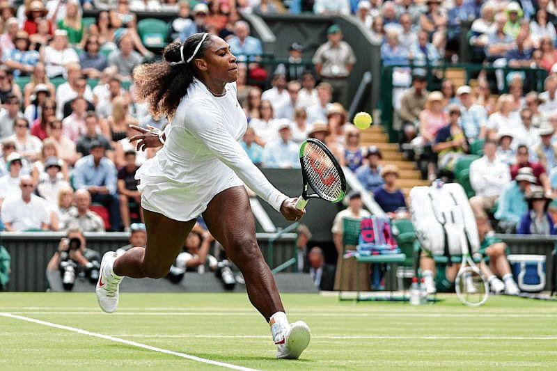 US player Serena Williams