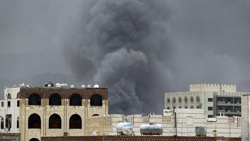 11 killed after Saudi-led airstrike hits wedding party in Yemen