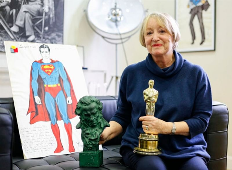 Yvonne Blake, 'Superman' costume designer, dies at 78