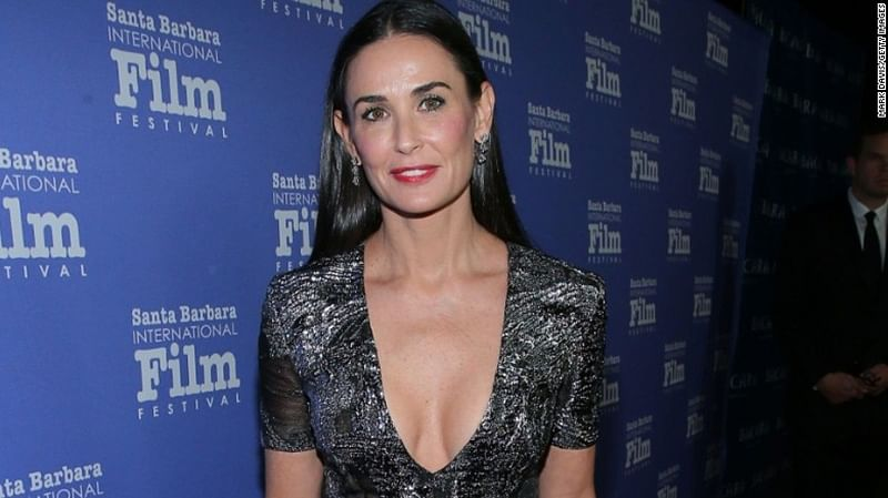 Demi Moore's credit card stolen, accused goes on shopping spree