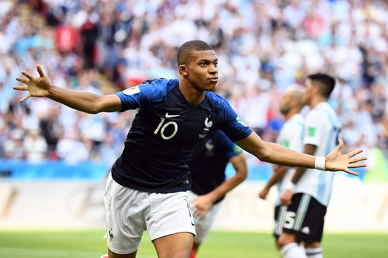 FIFA World Cup 2018: Lionel Messi and Cristiano Ronaldo depart World Cup as new star Kylian Mbappe shines