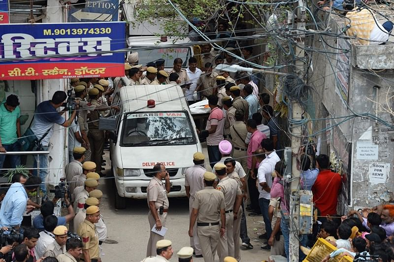 Delhi: 11 of family found dead in Burari, tantrik angle suspected
