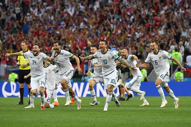 FIFA World Cup 2018: Host Russia beats Spain in penalty shootout to enter quarter-finals
