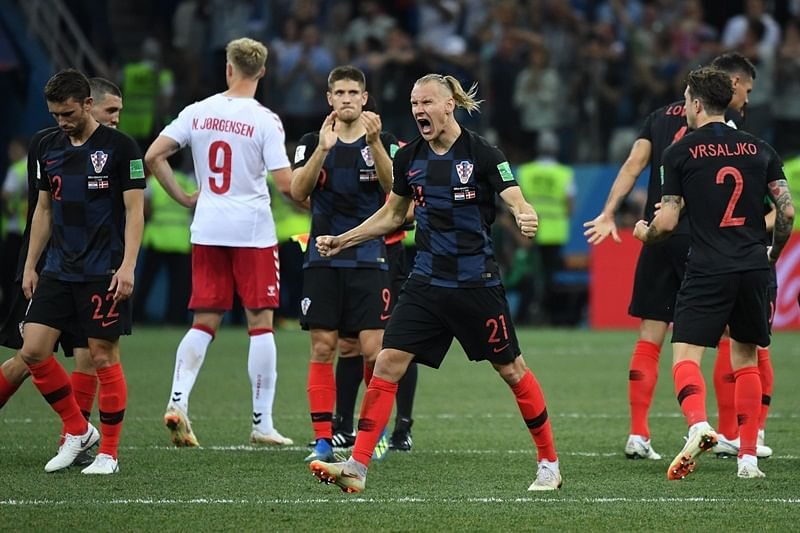 FIFA World Cup 2018: Croatia beat Denmark by 3-2 in penalty shootout to enter World Cup quarter-finals