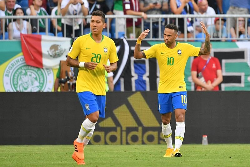 FIFA World Cup 2018: Brazil defeat Mexico by 2-0 to enter World Cup quarter-finals
