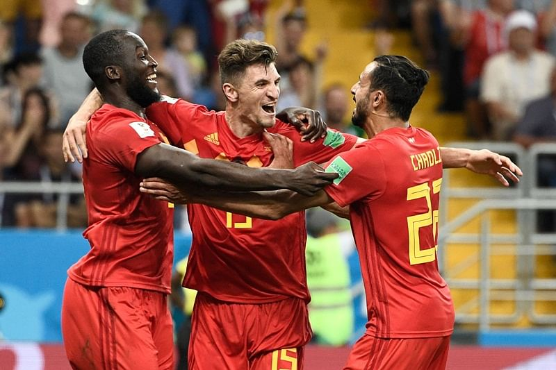 FIFA World Cup 2018: Nacer Chadli's last-minute goal helps Belgium beat Japan by 3-2
