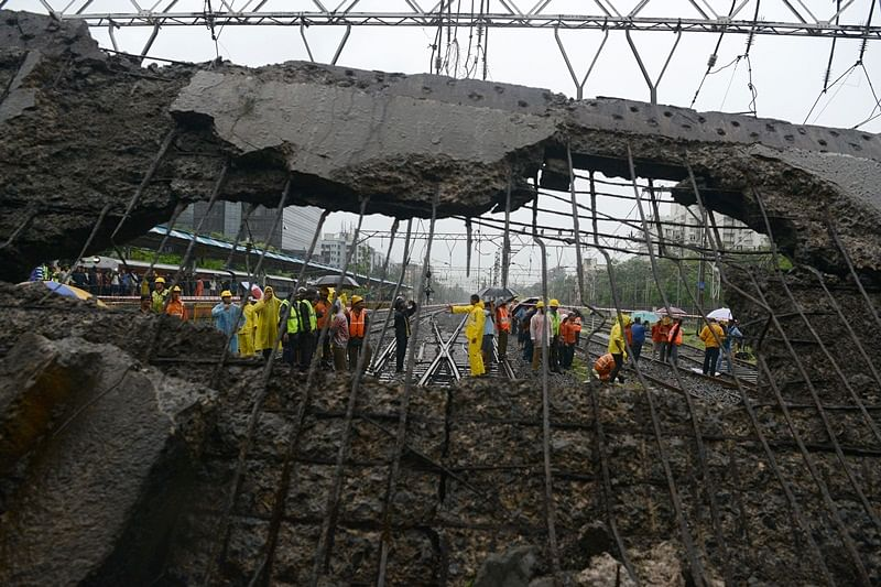 Andheri bridge collapse incident: Bombay High Court asks railways, BMC to conduct audits of 487 bridges in city