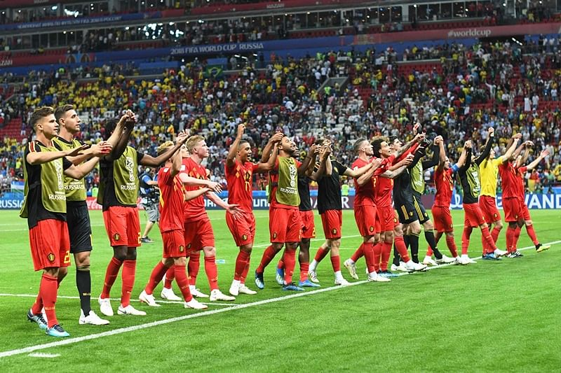 FIFA World Cup 2018: Belgium beat Brazil by 2-1, to play against France in semi-finals