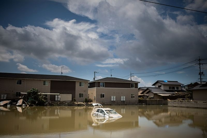 Japan floods: Death toll in floods rises to 176