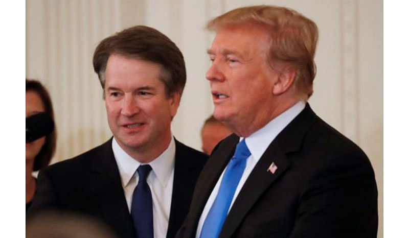 Conservative Kavanaugh nominated as US SC judge