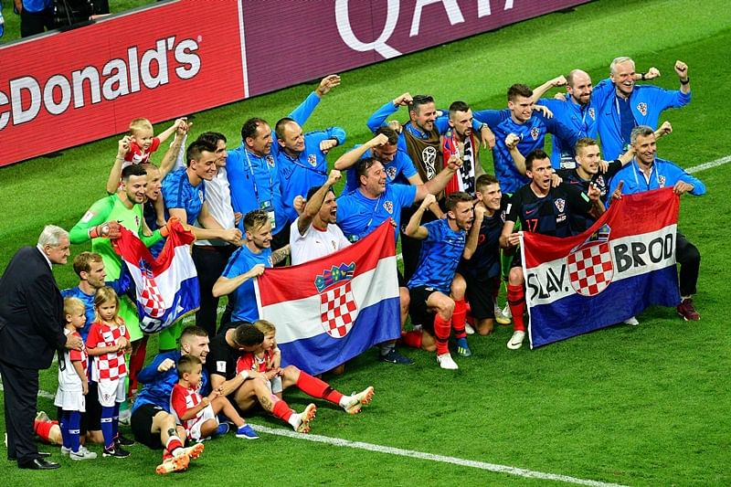 FIFA World Cup 2018: Croatia beat England 2-1 to enter World Cup final for first time