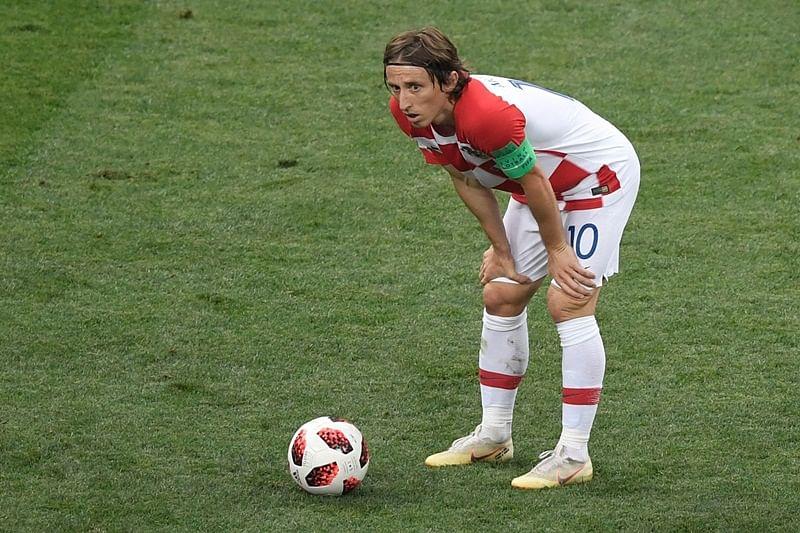 FIFA World Cup 2018: Croatia captain Luka Modric says Golden Ball 'bittersweet' after World Cup defeat