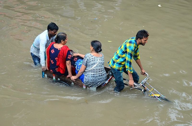 37 killed in rain-related incidents in Uttar Pradesh in past two days