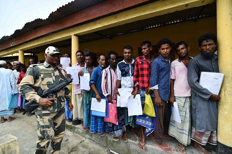Political blame game over Assam NRC list even as 40 lakh ponder future after exclusion