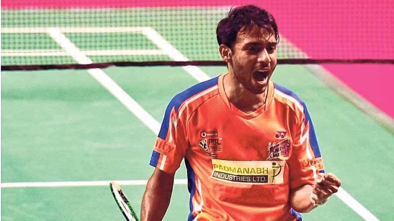 Indian shuttler Sourabh Verma settles for silver