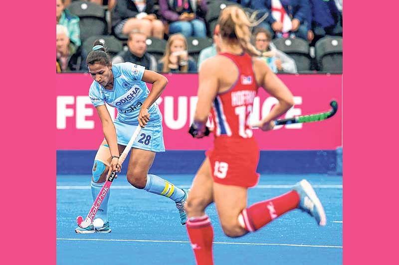 India face Italian challenge inwomen's hockey World Cup