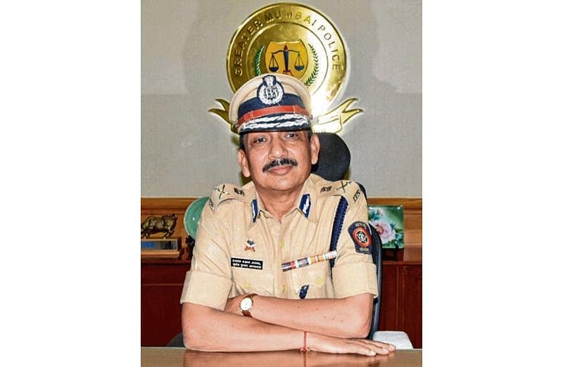 SK Jaiswal new Mumbai top cop
