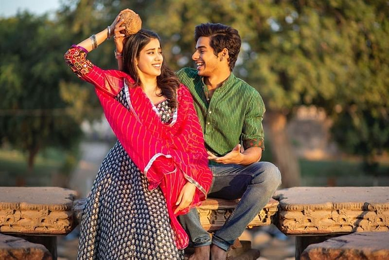 Revealed! Dhadak stars Janhvi Kapoor and Ishaan Khatter's educational qualification