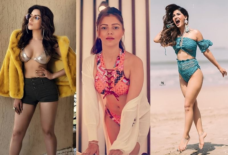 Hina Khan to Karishma Sharma, these 10 television 'bahus' and 'betis' sizzled in their bikini look; check out