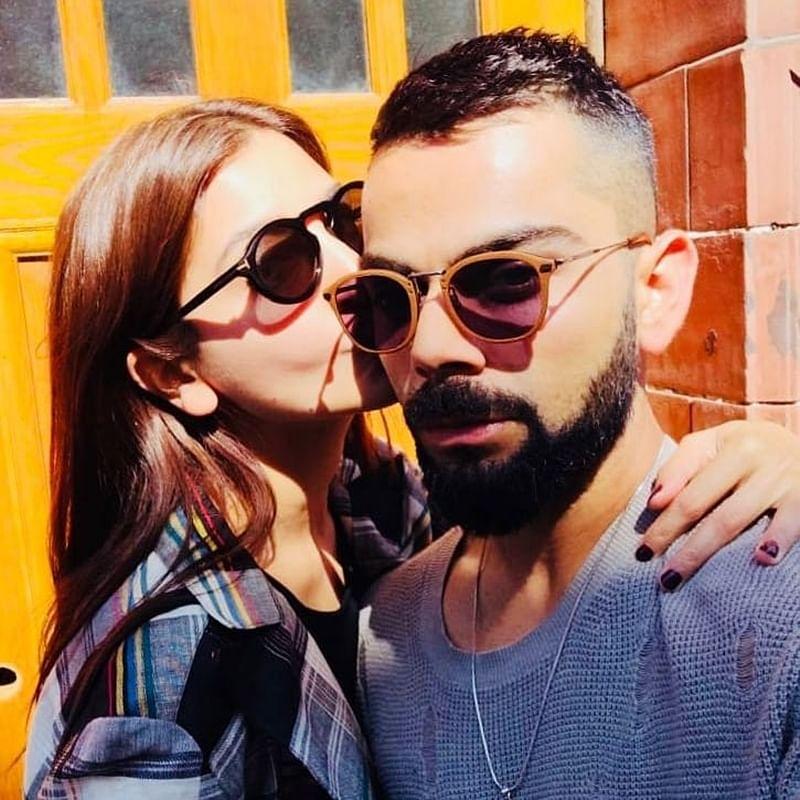 Anushka Sharma won't cheer for husband Virat Kohli; is everything OK?