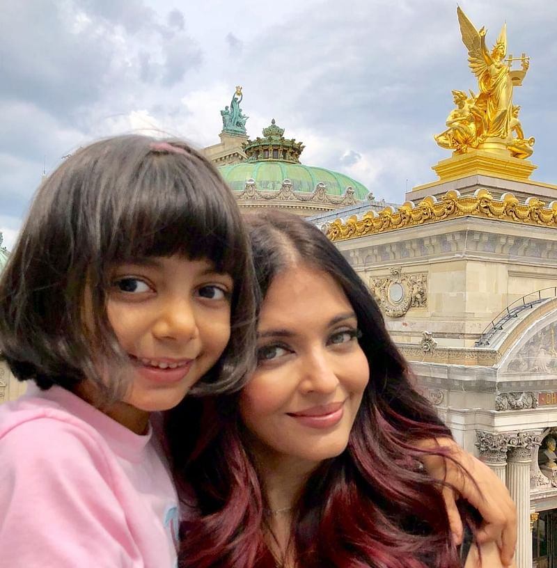 Aishwarya Rai Bachchan shares adorable pictures with daughter Aaradhya as France celebrates World Cup 2018 victory
