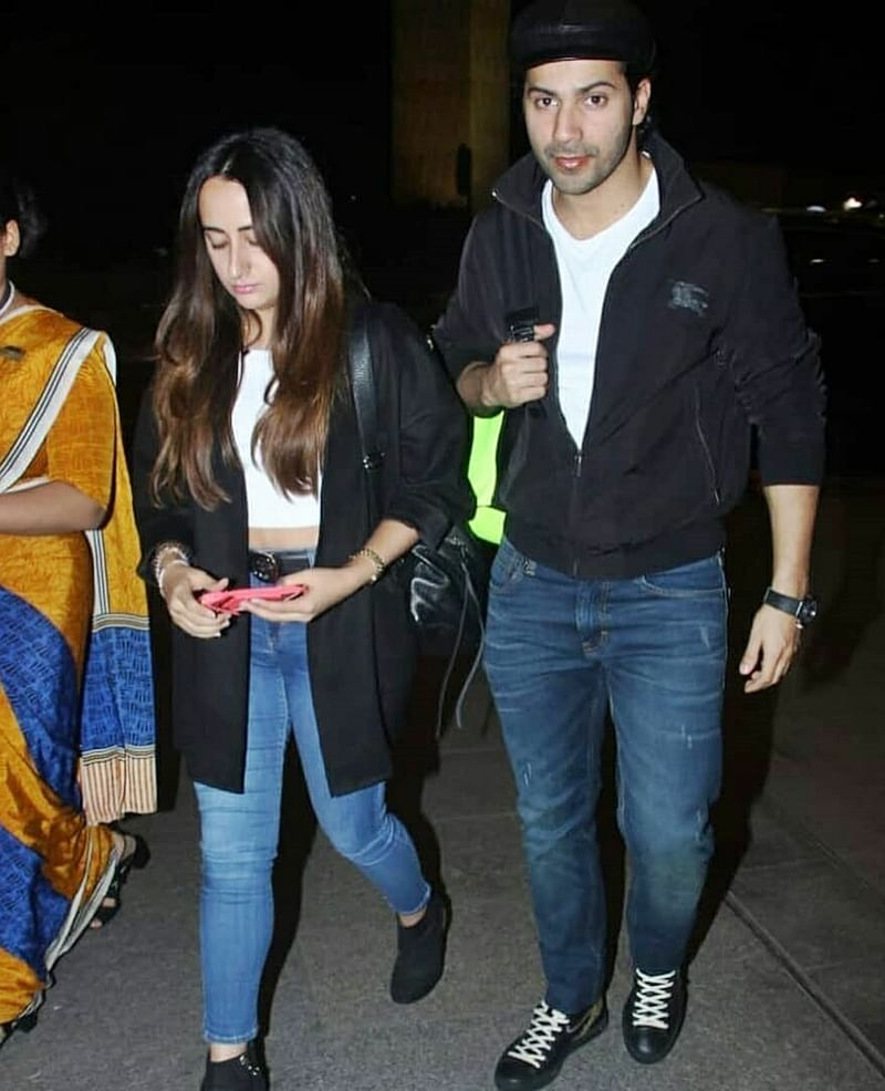Alleged lovebirds Varun Dhawan and Natasha Dalal escape for romantic getaway, away from all chaos