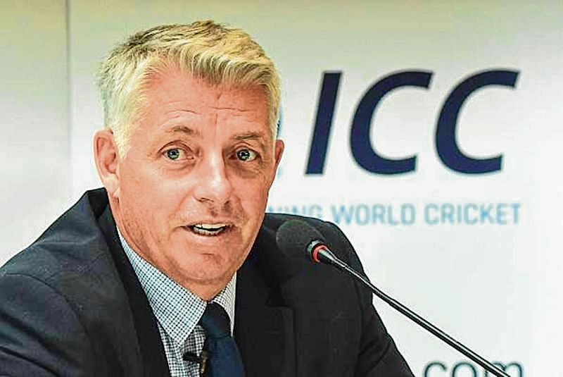 Dave Richardson steps down as ICC boss