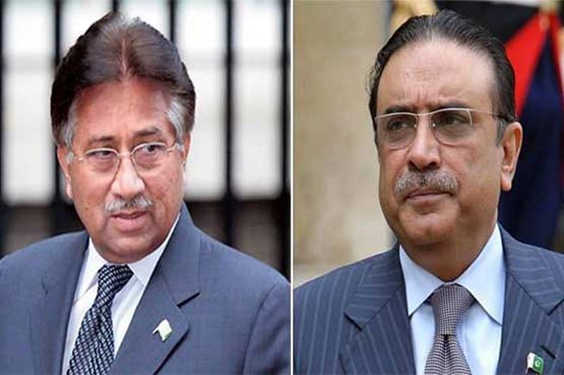 Pakistan Supreme Court seeks details of Pervez Musharraf's, Asif Ali Zardari's assets